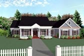 Plan Number 92444 - 2097 Square Feet