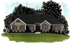 House Plan 92453
