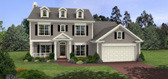 Plan Number 92460 - 1695 Square Feet