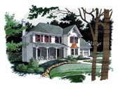Plan Number 92470 - 2157 Square Feet
