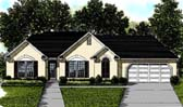 Plan Number 92482 - 1304 Square Feet