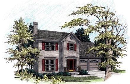 House Plan 92485
