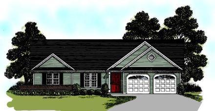 House Plan 92487