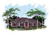 Plan Number 92495 - 1886 Square Feet