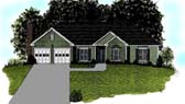 Plan Number 92496 - 1814 Square Feet