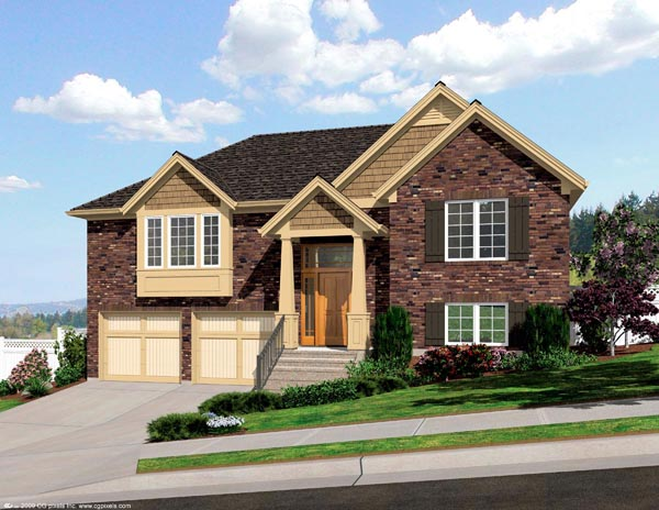 Traditional House Plan 92601
