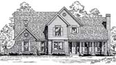 Plan Number 92645 - 2354 Square Feet