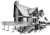Plan Number 92804 - 1686 Square Feet