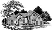 Plan Number 93041 - 3034 Square Feet