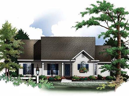 House Plan 93073