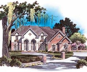 House Plan 93090