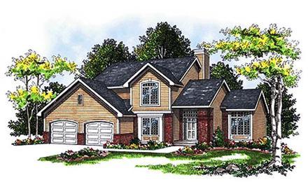 House Plan 93101