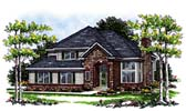 Plan Number 93109 - 1781 Square Feet