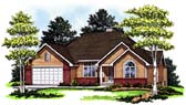 Plan Number 93125 - 2181 Square Feet