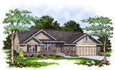 Plan Number 93130 - 1508 Square Feet