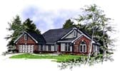 Plan Number 93135 - 2161 Square Feet