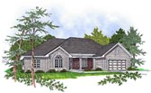 Plan Number 93143 - 1802 Square Feet