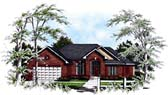 Plan Number 93151 - 2234 Square Feet