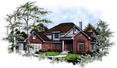 Plan Number 93157 - 2650 Square Feet
