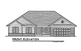 Plan Number 93161 - 1540 Square Feet