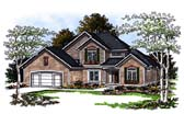 Plan Number 93177 - 2525 Square Feet