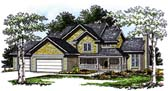 Plan Number 93184 - 2367 Square Feet