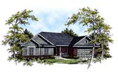 Plan Number 93198 - 1849 Square Feet