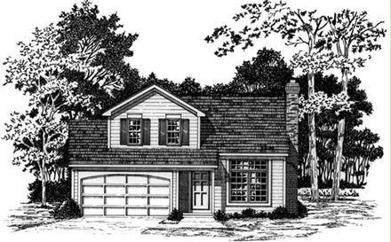 House Plan 93359