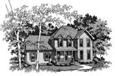 Plan Number 93404 - 1701 Square Feet