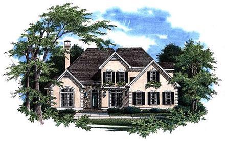 House Plan 93438