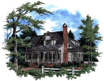 House Plan 93450