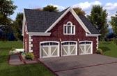 Garage Plan 93471