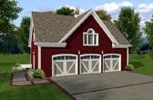 Garage Plan 93472