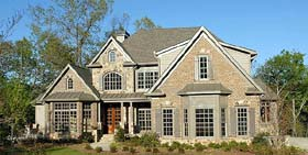 Dream Home Luxury Home Plans