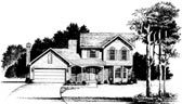 Plan Number 94104 - 1813 Square Feet