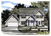 Plan Number 94111 - 2290 Square Feet