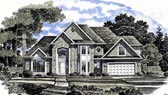 Plan Number 94112 - 2733 Square Feet
