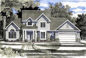 Plan Number 94124 - 2459 Square Feet