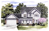 Plan Number 94139 - 1871 Square Feet