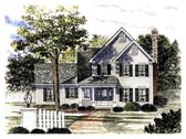 Plan Number 94146 - 2097 Square Feet