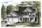 Plan Number 94149 - 1816 Square Feet