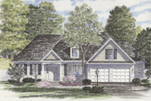 Plan Number 94158 - 1962 Square Feet