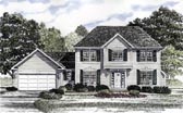 Plan Number 94160 - 1760 Square Feet