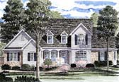 Plan Number 94169 - 3042 Square Feet