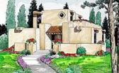 Plan Number 94304 - 1377 Square Feet