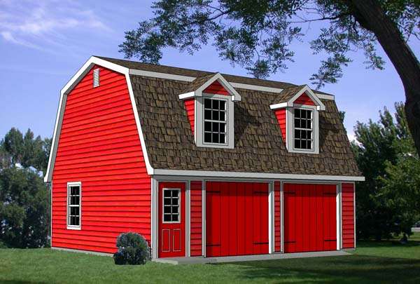Barn Style Garage Plans – Barn Style Garage Apartment Plans