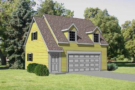 Garage Plan 94345