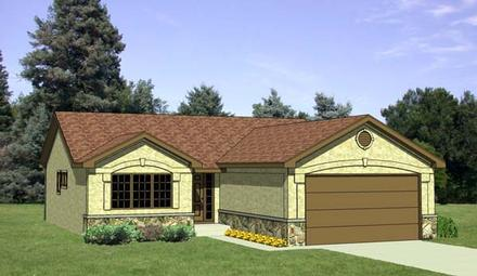 House Plan 94352