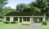 House Plan 94365