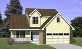 Plan Number 94390 - 1691 Square Feet